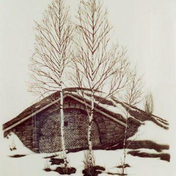 Teoksen nimi: Ruutimakasiini. 1977