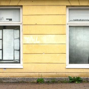Teoksen nimi: Ikkunat