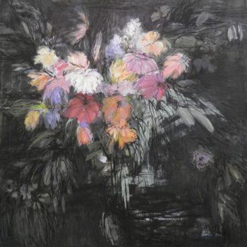 Teoksen nimi: Yön kukat
