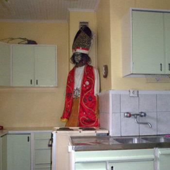 Teoksen nimi: Paavi Päivi 1. 50-luvun keittiössä