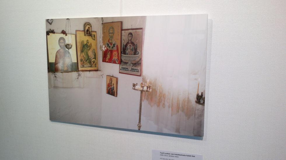 Pyhät tilat, Galleria Stoa, 2013 / Uspenskin katedraalin krypta 2000 –