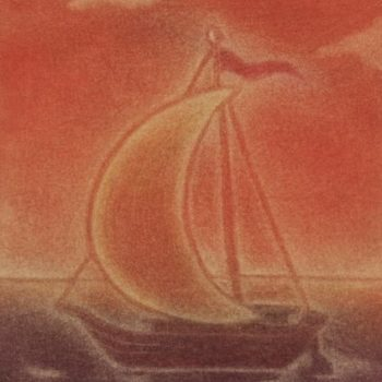 Teoksen nimi: Laiva