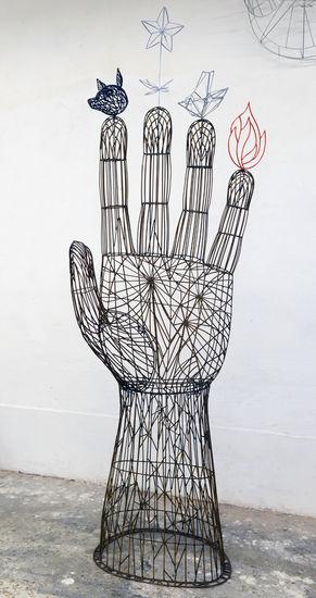 Avoin käsi