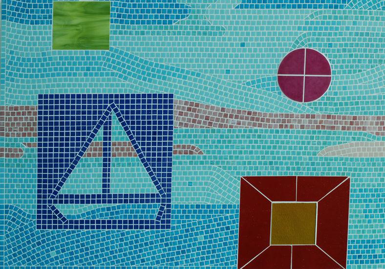 Mosaiikkiseinä
