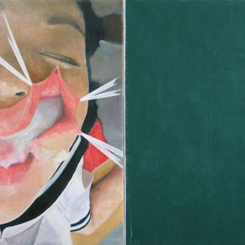 Teoksen nimi: Experimental Portrait IV