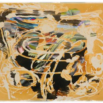 Teoksen nimi: Pölynimurikauppias 2010, 105×122