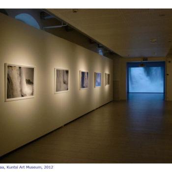 Teoksen nimi: Kuntsin Taidemuseo, 2012