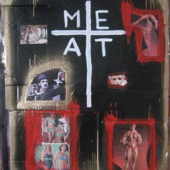 Teoksen nimi: Meat 1