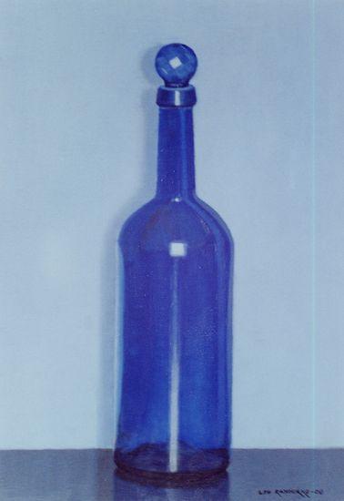 Sininen pullo2 2006