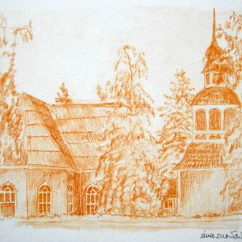 Teoksen nimi: Virtain kirkko