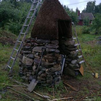 Teoksen nimi: Pieni huone,Tuomo Airasmaa 2016-