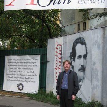 Teoksen nimi: Bukarest, Romania, 2008
