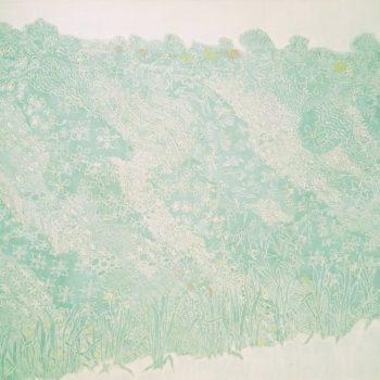 Teoksen nimi: Vihreä ranta