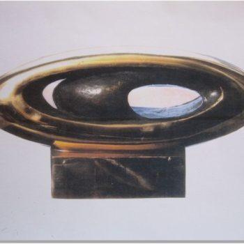 Name of the work: Liikettä  avaruudessa.