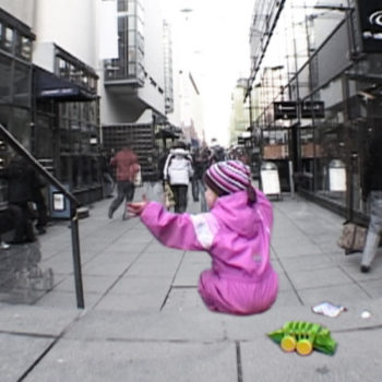 Teoksen nimi: Urban Playground