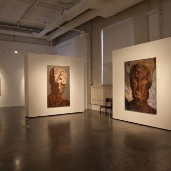 Teoksen nimi: Galleria Korjaamon näyttely 2012