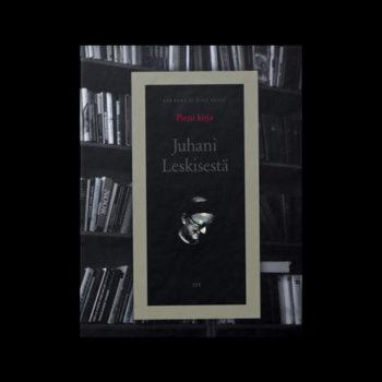 Teoksen nimi: Juice Leskinen 2007 Juha Metso / Esa kero
