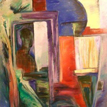Teoksen nimi: Kadotettu puutarha, 1989