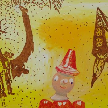 Teoksen nimi: Pinokkio