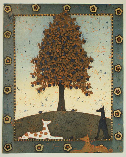 Mustikkapuun vartijat