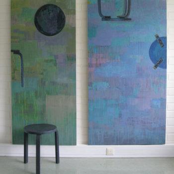 Teoksen nimi: Hommage a Alvar, 2012