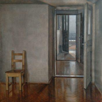 Teoksen nimi: Room, Budapest