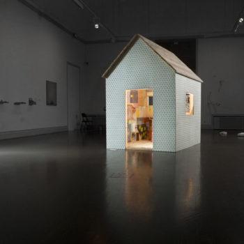 Teoksen nimi: Työhuone, 2011