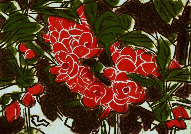 Punaisen tuoksu, The scent of red