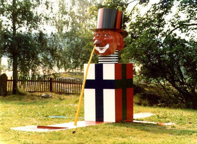 Suomalainen elämänmuoto-monumentti