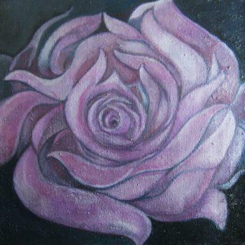 Teoksen nimi: Cosmic Rose