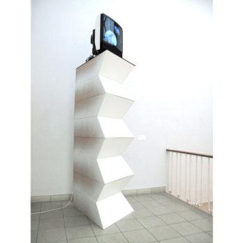 Teoksen nimi: KARIEL: Mondturm (2013)