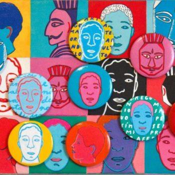 Teoksen nimi: Punakorvainen enkeli, 2011