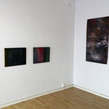 Teoksen nimi: Näyttelykuva / Fragmentteja ajassa ja tilassa,  Laterna Magica 2015