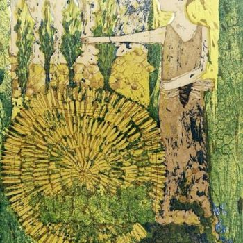 Name of the work: The Beekeeper