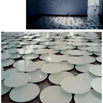 Teoksen nimi: Contemplation 2001-2014 / The Manege, st. Petersburg; Rakendukunstimuuseum Tallin, Estonia;  Joensuu Art Museum; The Design Museum Helsinki Finland