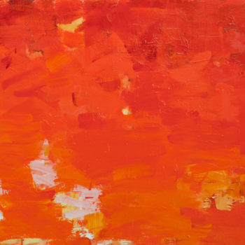 Teoksen nimi: Maalaus, 100x150cm, öljy kankaalle, 2011