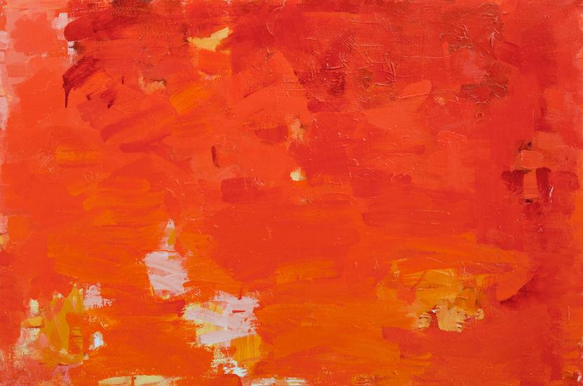 Maalaus, 100x150cm, öljy kankaalle, 2011
