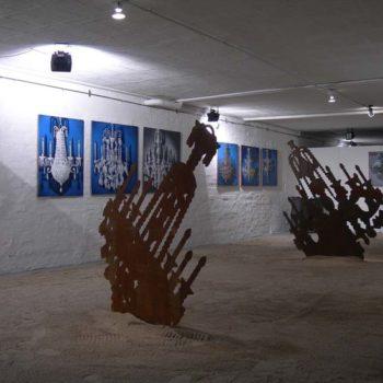 Teoksen nimi: Solo Exhibition