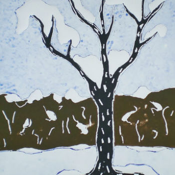 Name of the work: Talvi, Winter
