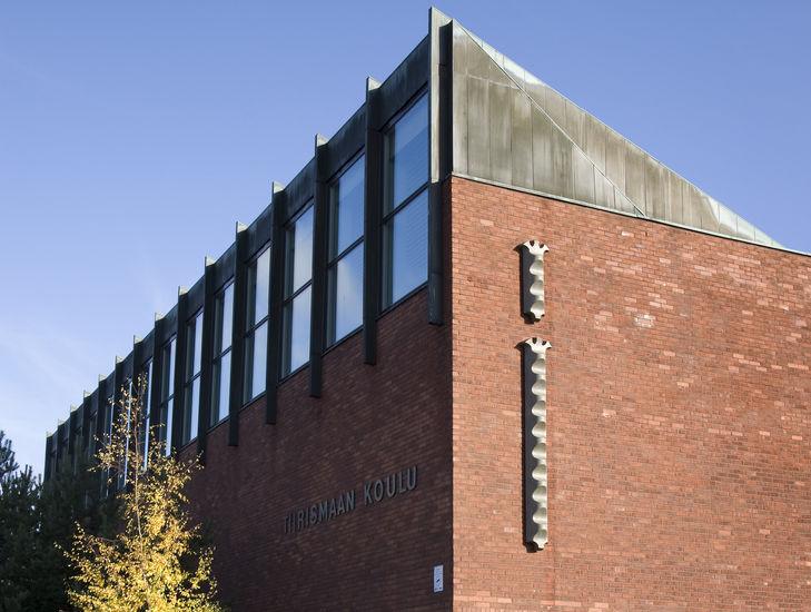 Tiedon ja taidon portaat 2009 pronssi, Lahti Tiirismaan koulu, VK