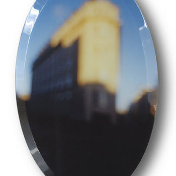 Teoksen nimi: Kaunis kaupunki # 19, 2007