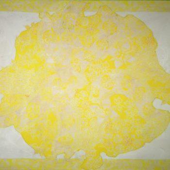 Teoksen nimi: Keltainen saari