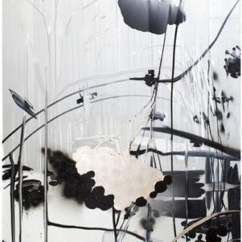 Teoksen nimi: Valoisampi kuin pilvi jonka läpi aurinko paistaa I,2009