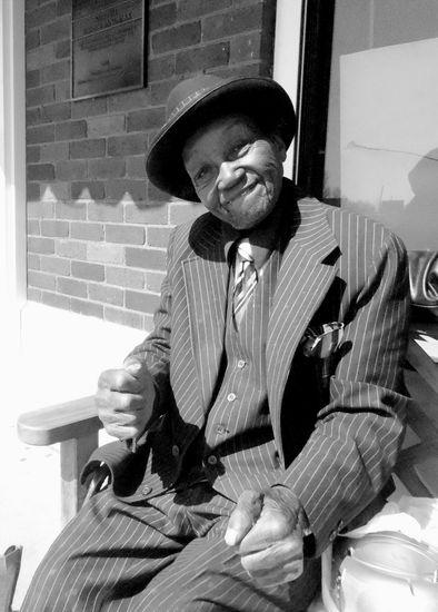 Clyde Hopkins in Memphis