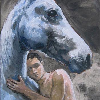 Teoksen nimi: Equus