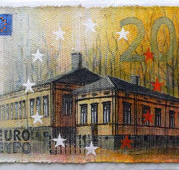 Teoksen nimi: Kaksisataa euroa