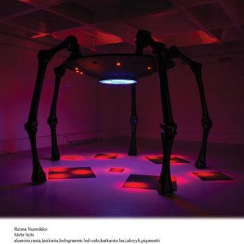 Teoksen nimi: Mehr licht, 2009