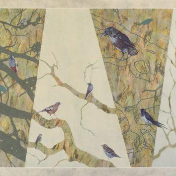 Teoksen nimi: Ornithology II