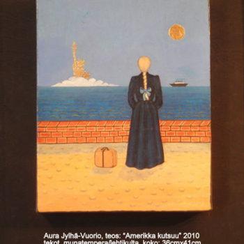 Teoksen nimi: Amerikka kutsuu, 2010
