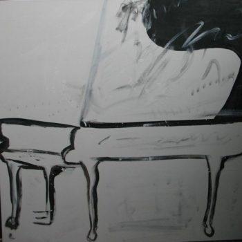Teoksen nimi: White & Black (5.)